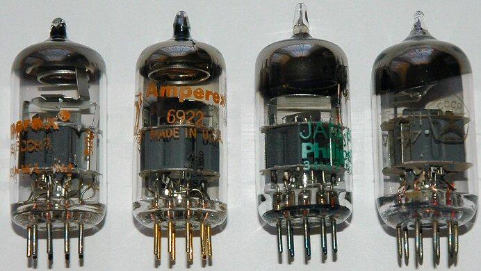 Электронные лампы